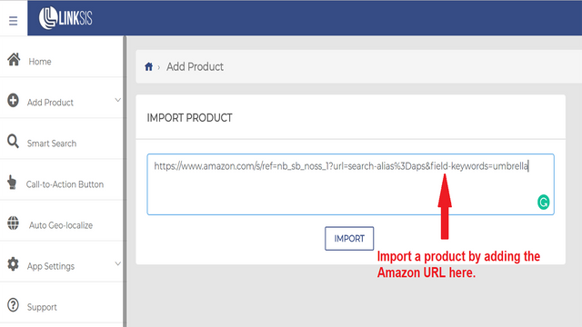 Import products from Amazon to Shopify
