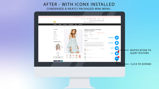 iconx app shopify screen shot 3