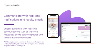 Increase engagement with loyalty emails