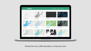 Choose from over 1,000 store locator styles, or create your own.