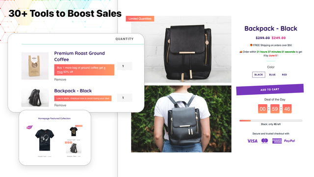 Shopify App Ultimate Sales Boost by Hextom