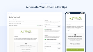 Automate Your Order Follow Ups