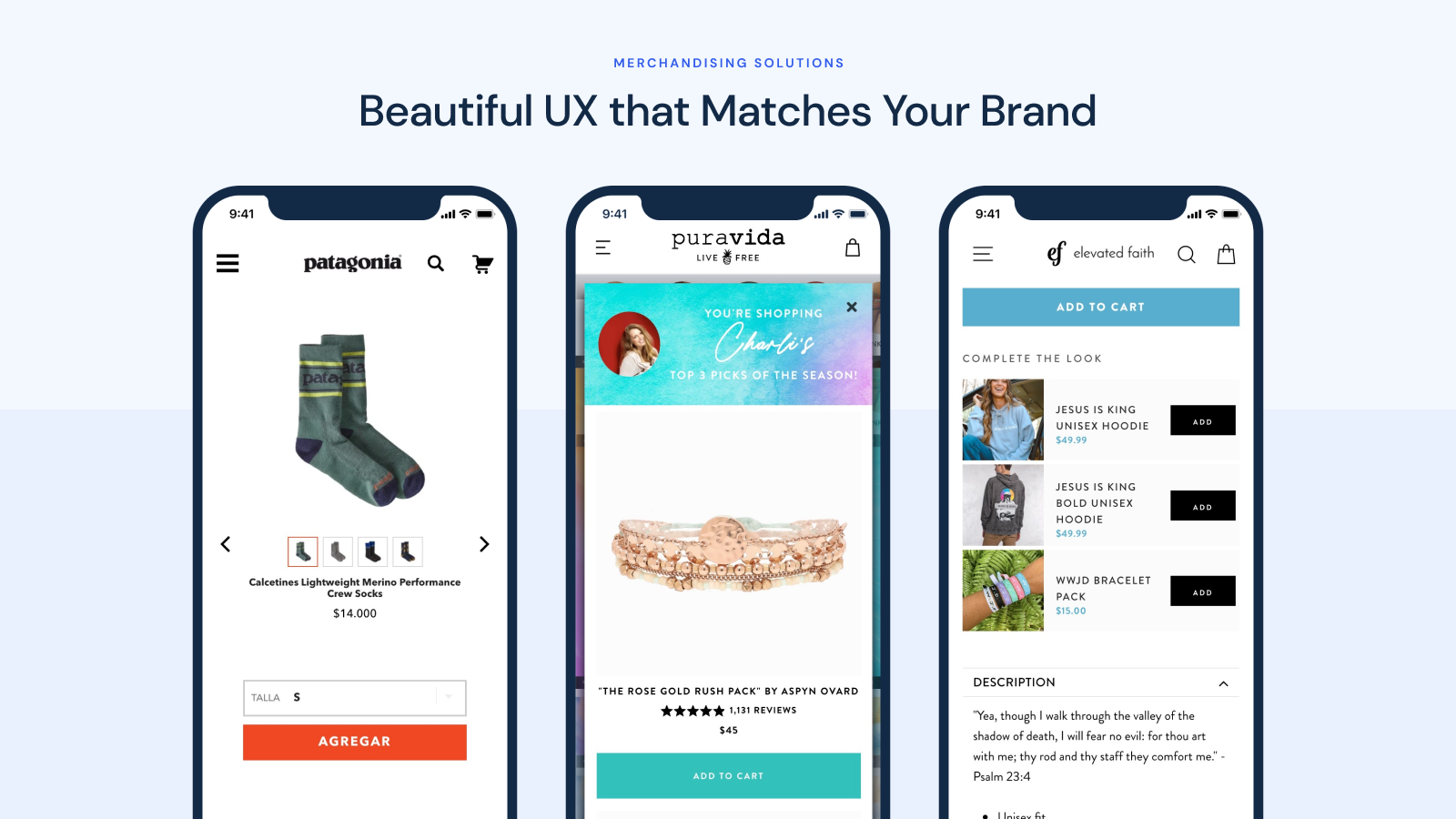 Beautiful UX that Matches Your Brand
