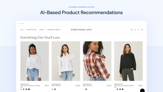 AI-Based Product Recommendations