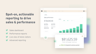 Omnisend actionable reports to improve performance