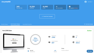 Your simple, clean and easy to view dashboard.