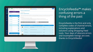 Troubleshoot listing errors fast and efficiently Encyclofeedia
