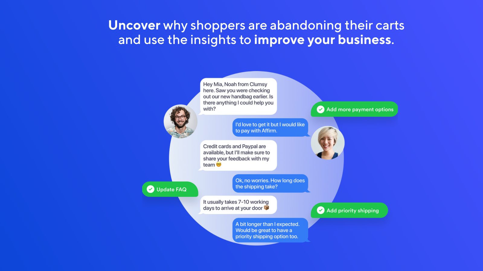 Improve Your Business With Real-time Customer Feedback