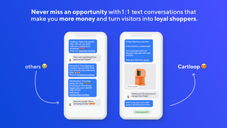 Cartloop SMS Marketing Vs. Automated Text Marketing