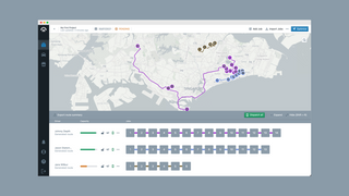Assign and dispatch routes to your drivers