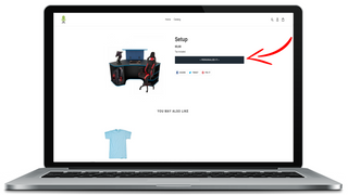 Access to the configurator as a customer
