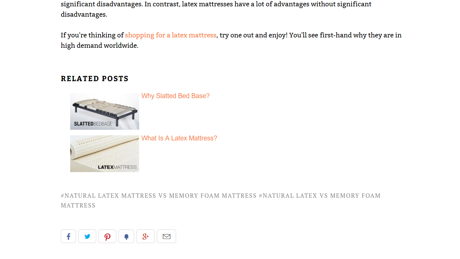 Shopify related blog posts example 2