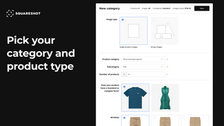 Describe the products to build your shooting list for imagery