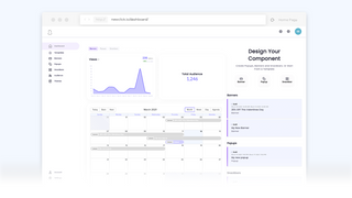 Schedule and analyze metrics using the dashboard