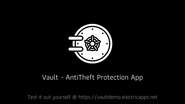 Vault - AntiTheft Protection - Test it out with the demo store