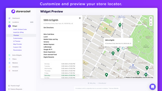Customize your store locator