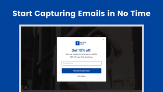 Start Capturing Emails in No Time