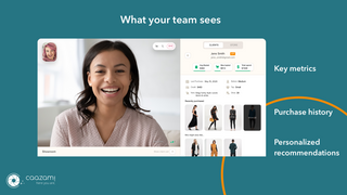 What Your Team Sees - Client Profile