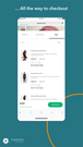 Integrated Checkout - Mobile