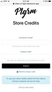 fabreturns mobile store credits