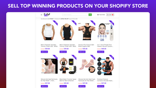 Sell Trending & Winning  Products on your Shopify Store