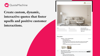 Send beautiful landing pages that are build to impress
