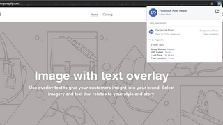 Easy multi-Facebook Pixel Helper, page view, purchase conversion