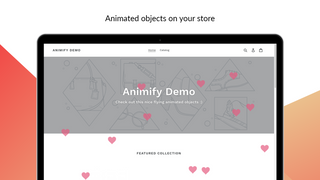 Animify –holidays, sale, winter, spring animations for Shopify