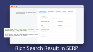 Business Information_Local SEO