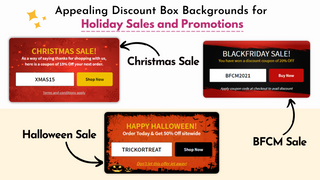 Upsell Discount Offers for Holiday Sales and Promotion