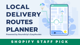 Local Delivery Routes Planner powered by EasyRoutes