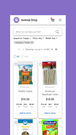 Mobile Product Search Page