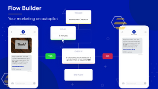 Flow Builder - your marketing on autopilot