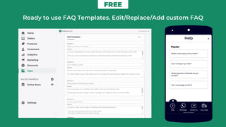 Faqprime Lite Automate Support with FAQ
