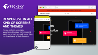 Responsive in All Kind of Screens and Themes
