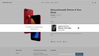 Related Products for Your Discontinued Items - Best Apps