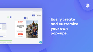 UI Ave Popups - Easily create and customize your own pop-ups