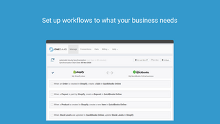 Set up workflows to what your QuickBooks Online business needs