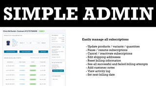 Easily find and manage subscribers within our app