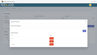 Customize and automate catalog segments and utm-tags