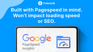 Built with Pagespeed in mind. Won't impact loading speed or SEO