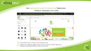 Integrate Smart Content On Site into your e-marketing campaigns