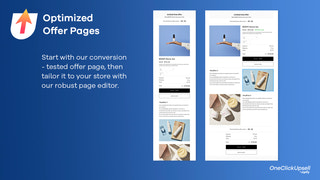 Optimized Offer Pages and Thank you Pages