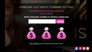 Pay It Forward Opt In