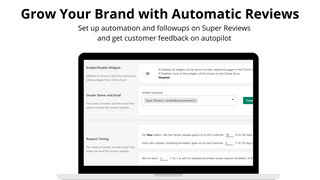 automatic email review requests