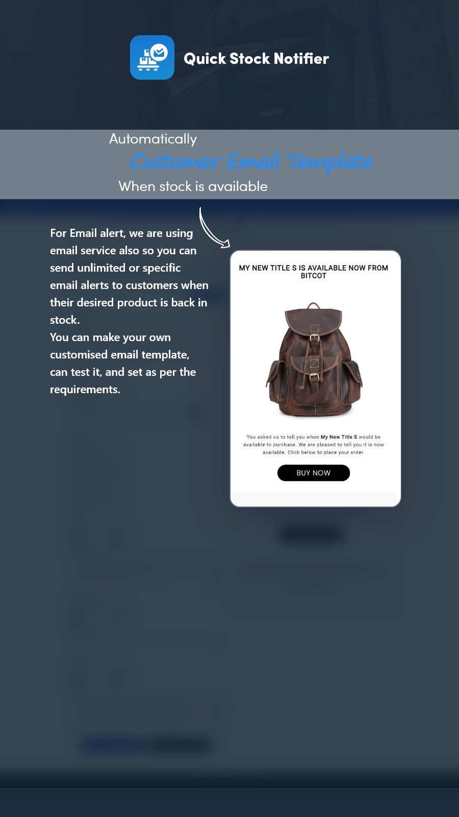 Email template preview