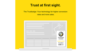 Trustbadge Frontend: Deskopversion