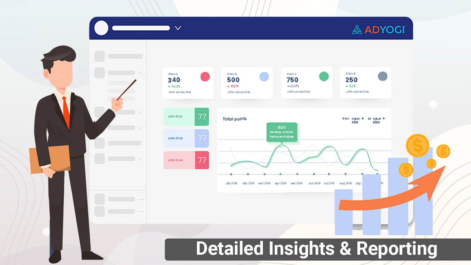 Detailed Reporting & Insights