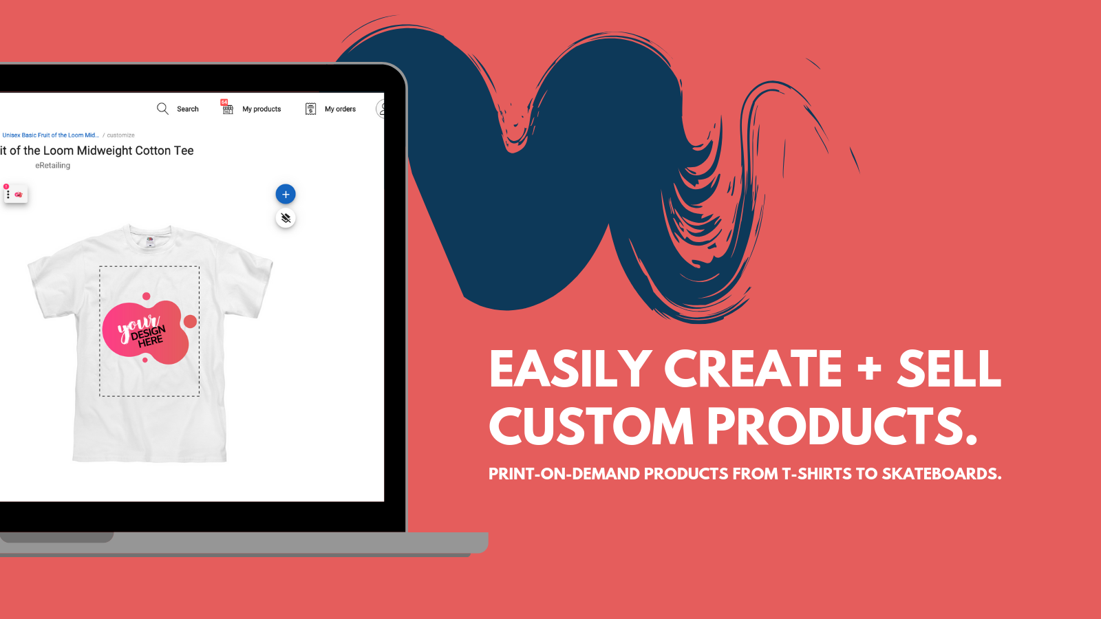 Print on Demand Products