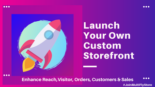 Launch your own custom sales page and boost reach orders sales
